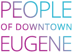 People of Downtown Eugene