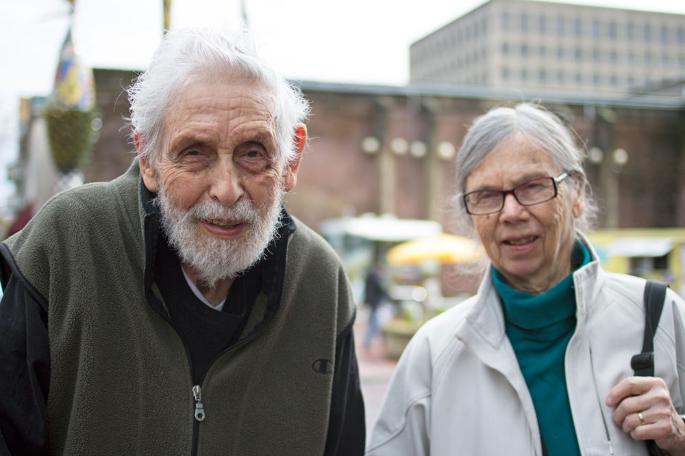 People of Downtown Eugene — 55 years