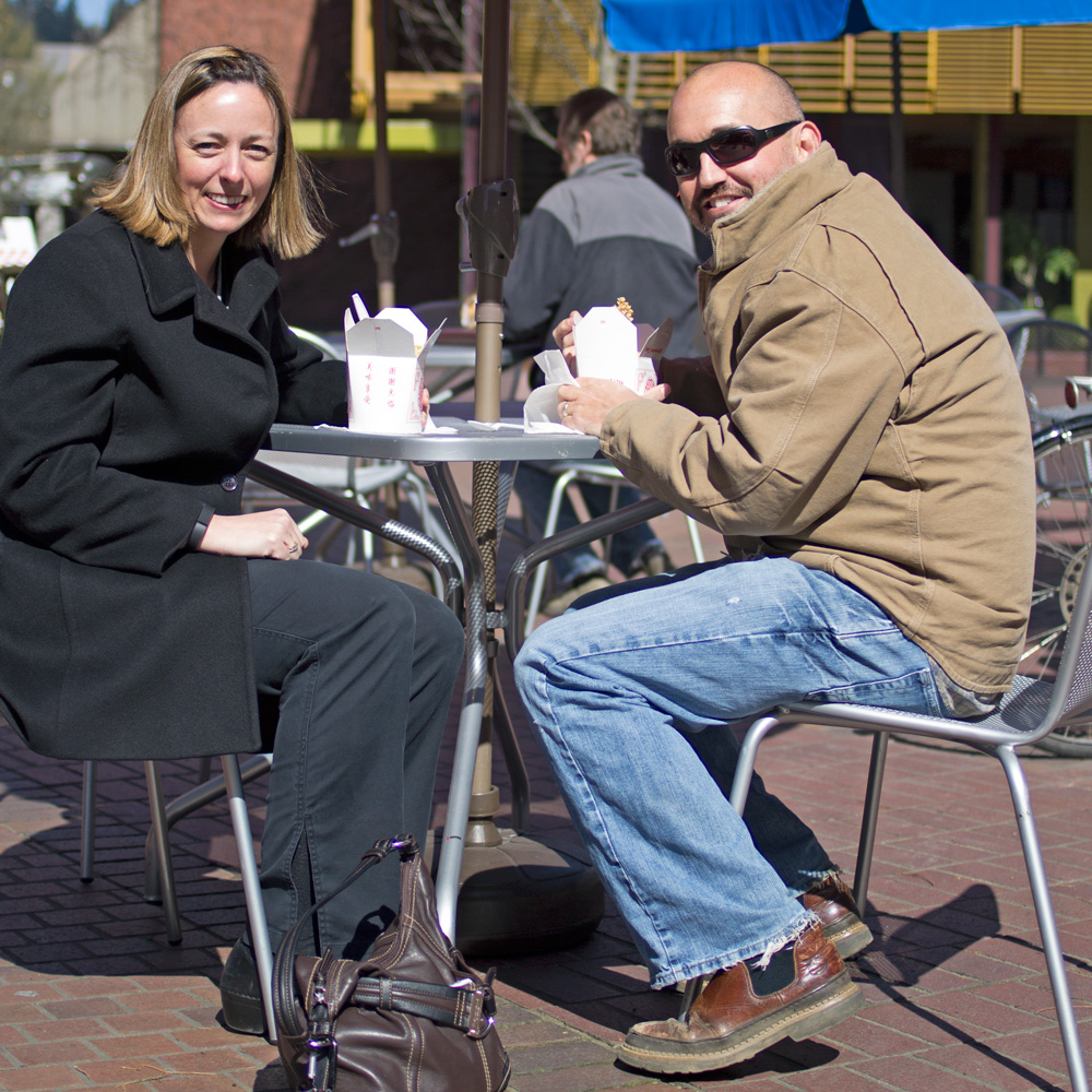 People of Downtown Eugene — Annual date