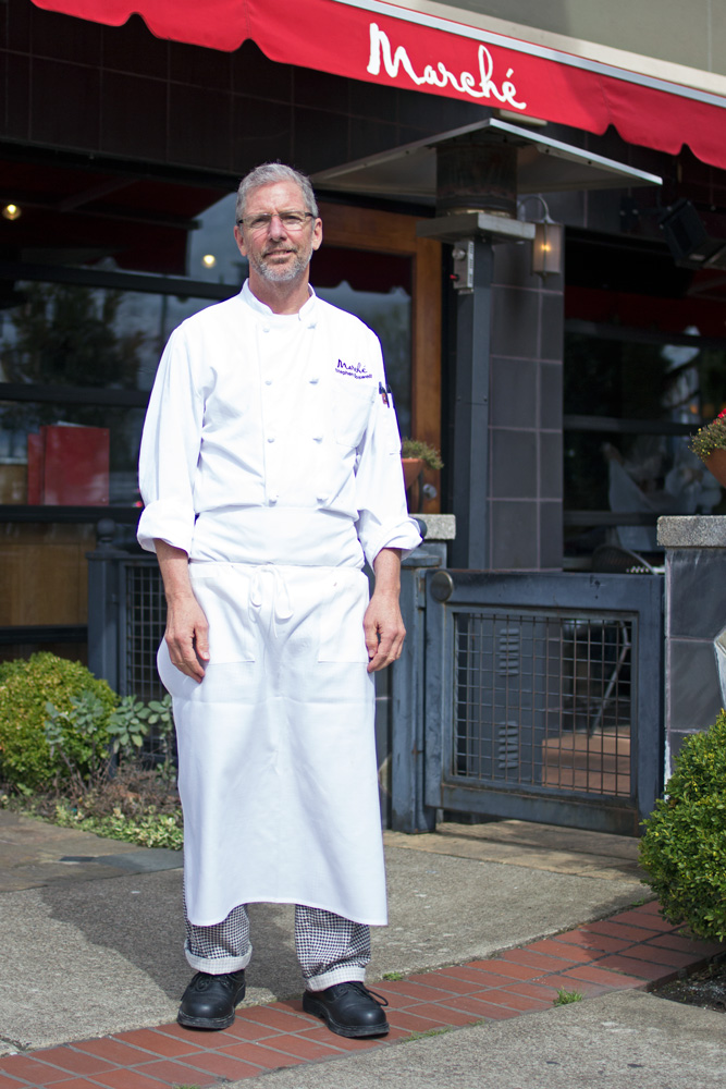 People of Downtown Eugene — Pastry chef