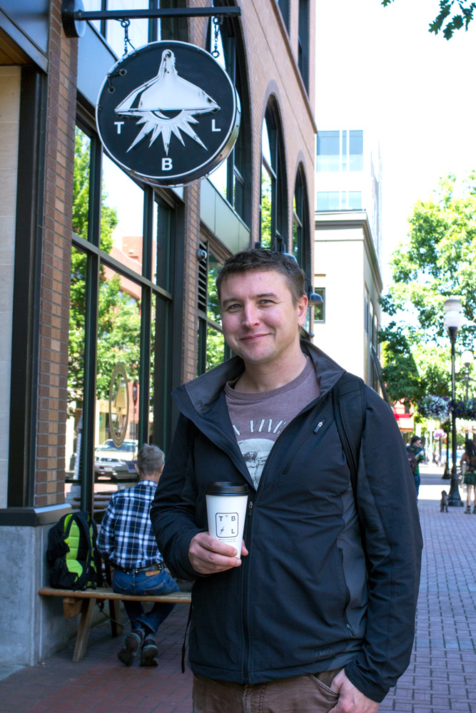 People of Downtown Eugene — Trivia leader